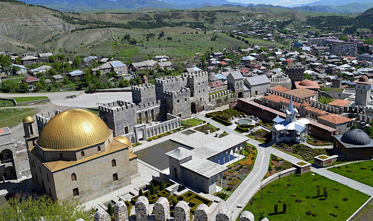Ville fortifiée de Rabati castle