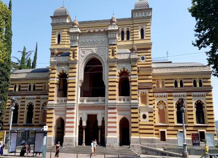 Opéra de Tbilissi